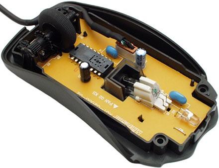 Mysz optyczna (diodowa)