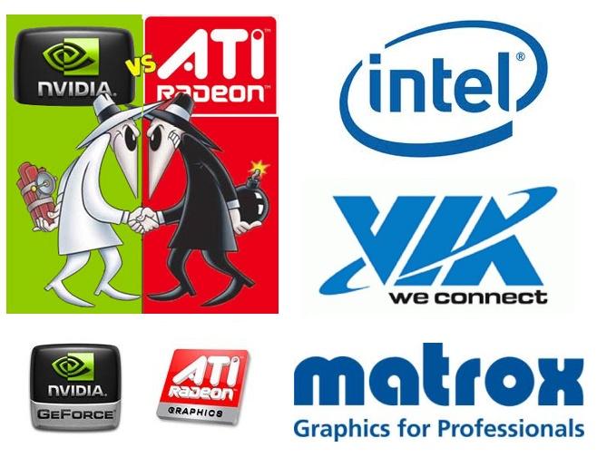 Producenci kart graficznych