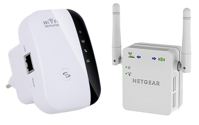 Ekspander (repeater) Wi-Fi