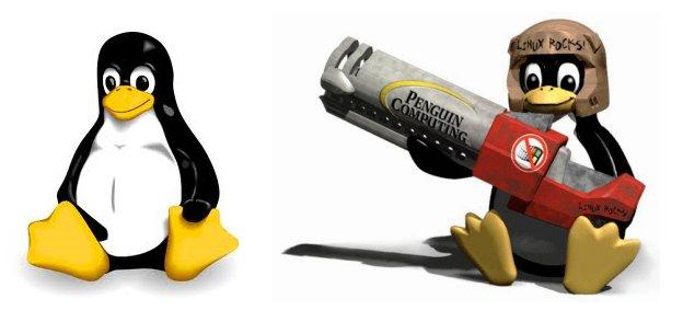 Pingwin Tux